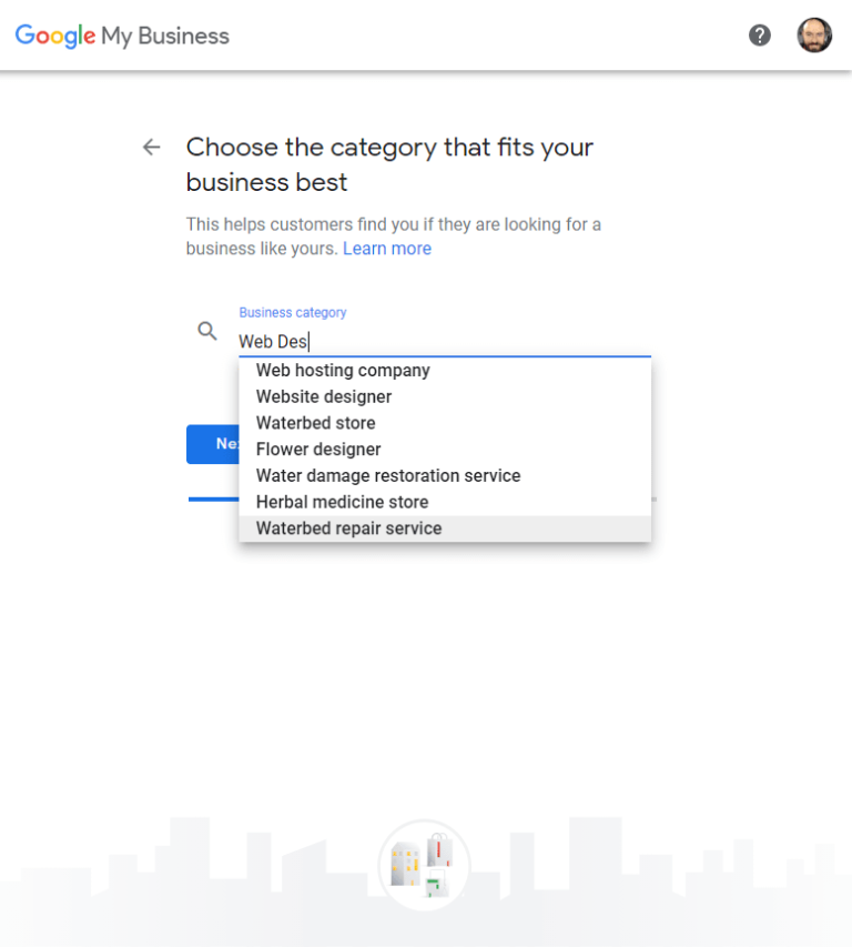 seo-ni-choose-your-google-my-business-category
